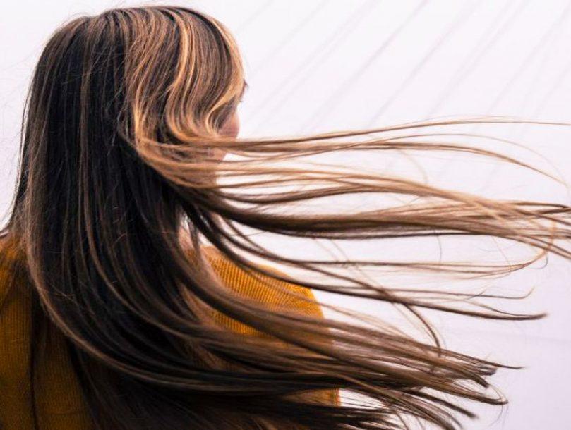 How keep hair straight